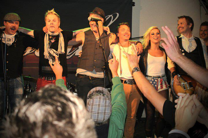 Vink, Krista Siegfrids, Freddie Michaels & Fredrik Furu – Nagu Rock 2011